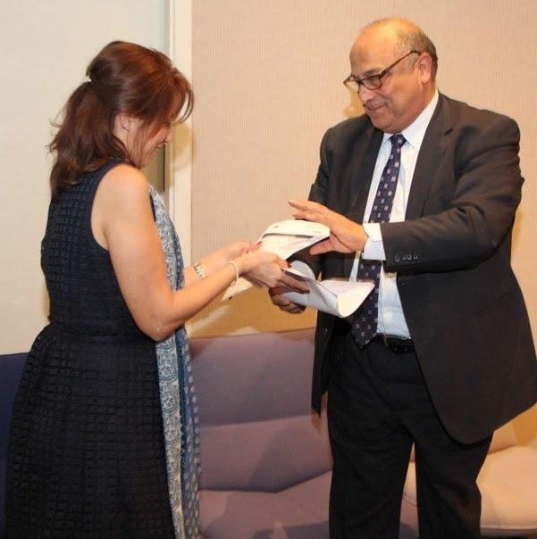 cnam  u0026 al ahli-csr division sign a mou